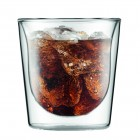 Skal Double Wall 6 oz. beverage glass