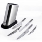 Global 6pc Knife Block Set