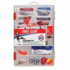 81 Piece Go Fish Non-Lead Freshwater Tackle Kit