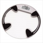 Clear Glass Bath Scale