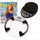 Glass Bath Scale, Primo Scale & Health Subscription
