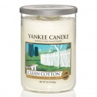 Large 2-Wick 22 oz. Tumbler - Clean Cotton®
