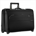Baseline Carry-On Wheeled Garment Bag - Black