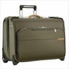 Baseline Carry-On Wheeled Garment Bag - Olive