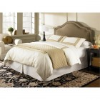 Fashion Bed Versailles Upholstered Queen Headboard