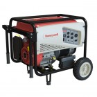Honeywell - Portable Generator 7500E W, 49/CSA, Electric Start