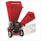 Troy-Bilt - 2-in-1 Chipper Shredder