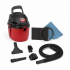 1.5 Gallon, 2.0 Peak HP Portable Wet/Dry Vac