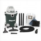 6 Gallon, 2.75 Peak HP Wet/Dry Vacuum