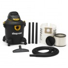 8 Gallon 3.5 Peak HP QSP Quiet Deluxe Wet/Dry Vac