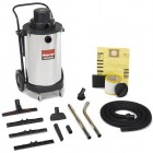 20 Gallon Stainless Steel, 3.0 Peak HP Two Stage Wet/Dry Vac