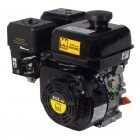 Horizontal Shaft 4-Stroke Gas Engine, 212cc Displacement