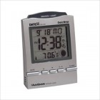 Radio Control Desk Alarm Clock w Month,Day,Temp, Moon Phase