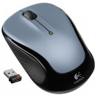 M325 Wireless Mouse (Silver)