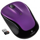 M325 Wireless Mouse (Purple)