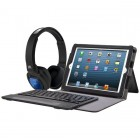 iPad Air Headphone Keyboard Bundle