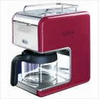 5 Cup Coffeemaker Red
