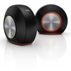 2.0 Speakers Black