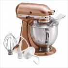 Stand Mixer Satin Copper