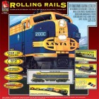 Rolling Rails Train Set