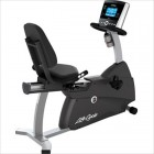 R1 Recumbent Bike With Console