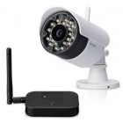 Wireless Indoor Outdoor Camera