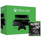 Game Console Bundle with Call of Duty