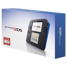 2DS Blue Bundle w Case and Game