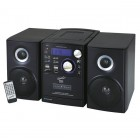 Bluetooth CD MP3 Mini System Black