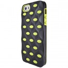 iPhone 5 Glow Case Black Green