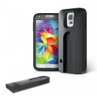 Galaxy S5 Case with Remote Shutter Black