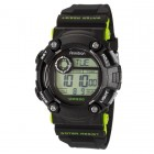 Men's Accented Chronograph Digital Sport Watch