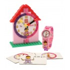 Girl Kids' Time Teacher Set