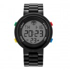 Digifigure Black Digital Adult Watch