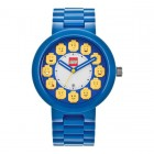 Fan Club Blue/Yellow Adult Watch