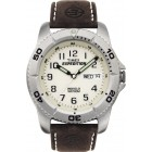 Men's Expedition Watch with Leather Strap