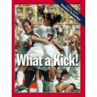 1999 US Women's World Cup Champions Soccer Team TIME magazine MINT NO LABEL