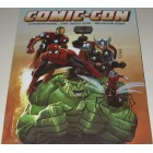 2012 San Diego Comic-Con Souvenir Book program (Hulk Iron Man Spider-Man Thor)