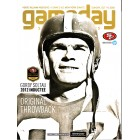 2012 San Francisco 49ers vs. New York Giants game program (Gordy Soltau cover)