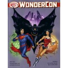 2012 Wondercon program magazine (Batman Superman Wonder Woman DC Comics)