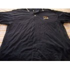 2002 Ryder Cup Cutter & Buck black golf shirt MEDIUM NEW