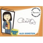 Alex Borstein certified autograph Family Guy card