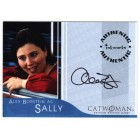 Alex Borstein certified autograph Catwoman card