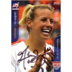Aly Wagner autographed 2004 U.S. Soccer card