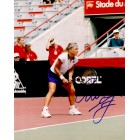 Amanda Coetzer autographed 8x10 tennis photo