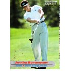 Annika Sorenstam 2001 Sports Illustrated for Kids golf card