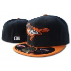 Baltimore Orioles authentic New Era 2009-2011 game model cap or hat
