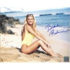 Brande Roderick autographed 8x10 Baywatch swimsuit photo