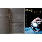 Buzz Aldrin autographed Apollo 11 Magnificent Desolation hardcover book