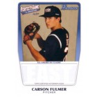 Carson Fulmer 2011 Perfect Game Topps Bowman Rookie Card (AFLAC)